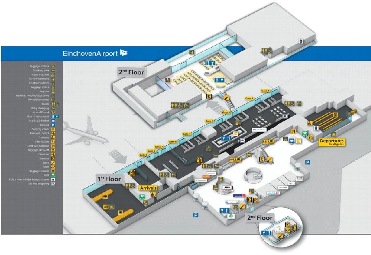 Pdf Terminal Design At Small Airports Linking Small Airport Terminal Design To Activity Choice Behavior Of Passengers Semantic Scholar