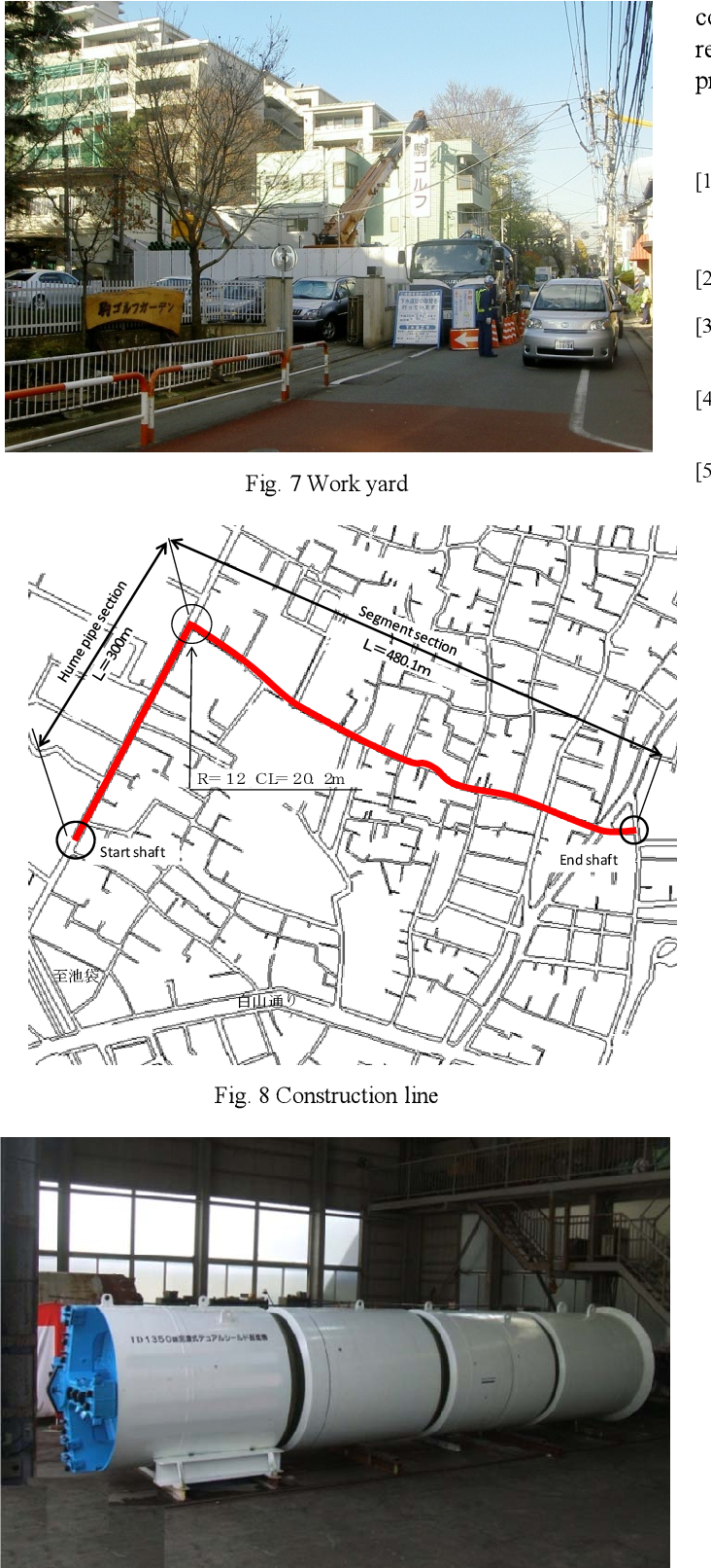 Figure 7 from Sewer Culvert Installation Method to