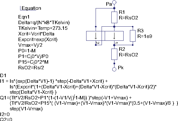 Figure 6 from Qucs equation-defined and Verilog-A RF device
