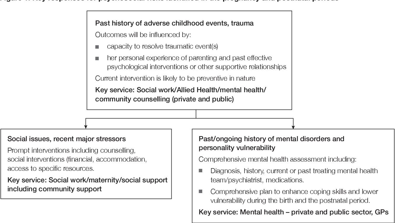 Pdf Safe Start Guidelines Improving Mental Health Outcomes For Parents Infants Nsw Health Semantic Scholar