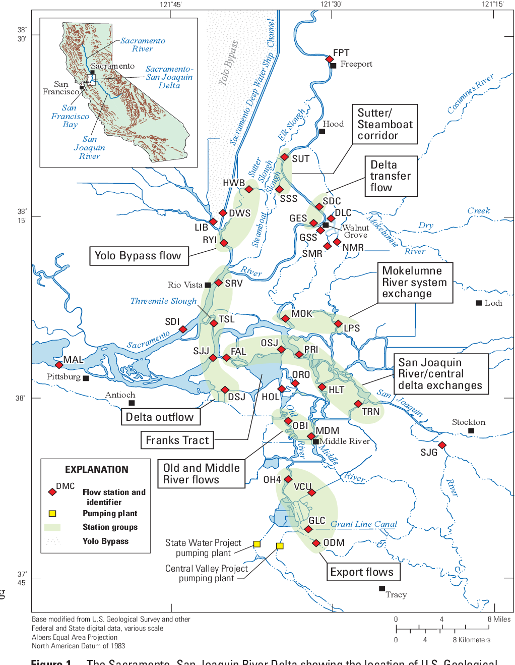 Figure 1 from Innovation in Monitoring: The U.S. Geological ... on colorado river on us map, potomac river on us map, sonoma on us map, san joaquin river on us map, shenandoah river on us map, delaware river on us map, cascade range on us map, arkansas river on us map, lake tahoe on us map, santa cruz on us map, central valley on us map, roanoke river on us map, appalachian mountains on us map, rocky mountains on us map, chesapeake bay on us map, los angeles on us map, snake river on us map, gila river on us map, susquehanna river on us map, columbia river on us map,