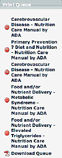 Pdf Nutrition Care Manual Semantic Scholar
