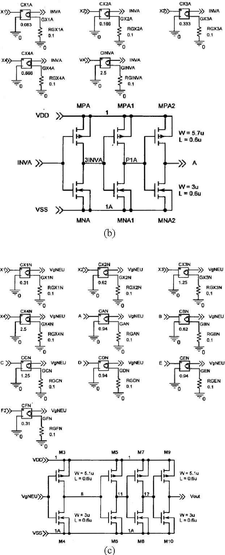 Figure 4 From 4 Bit Arithmetic Logic Unit Alu Based On Neuron Mos Transistors Semantic Scholar