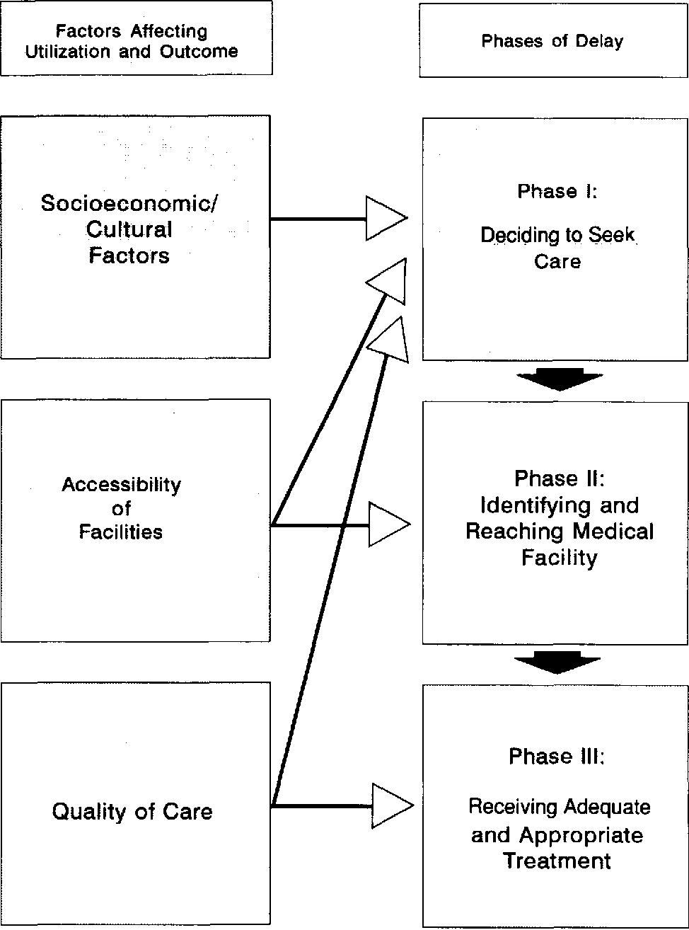 Too far to walk: maternal mortality in context  - Semantic