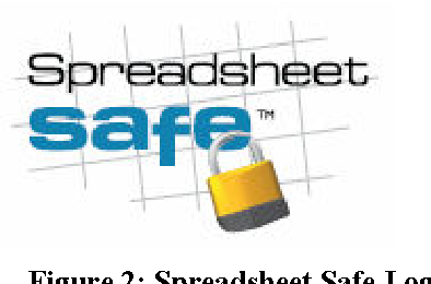Figure 2: Spreadsheet Safe Logo