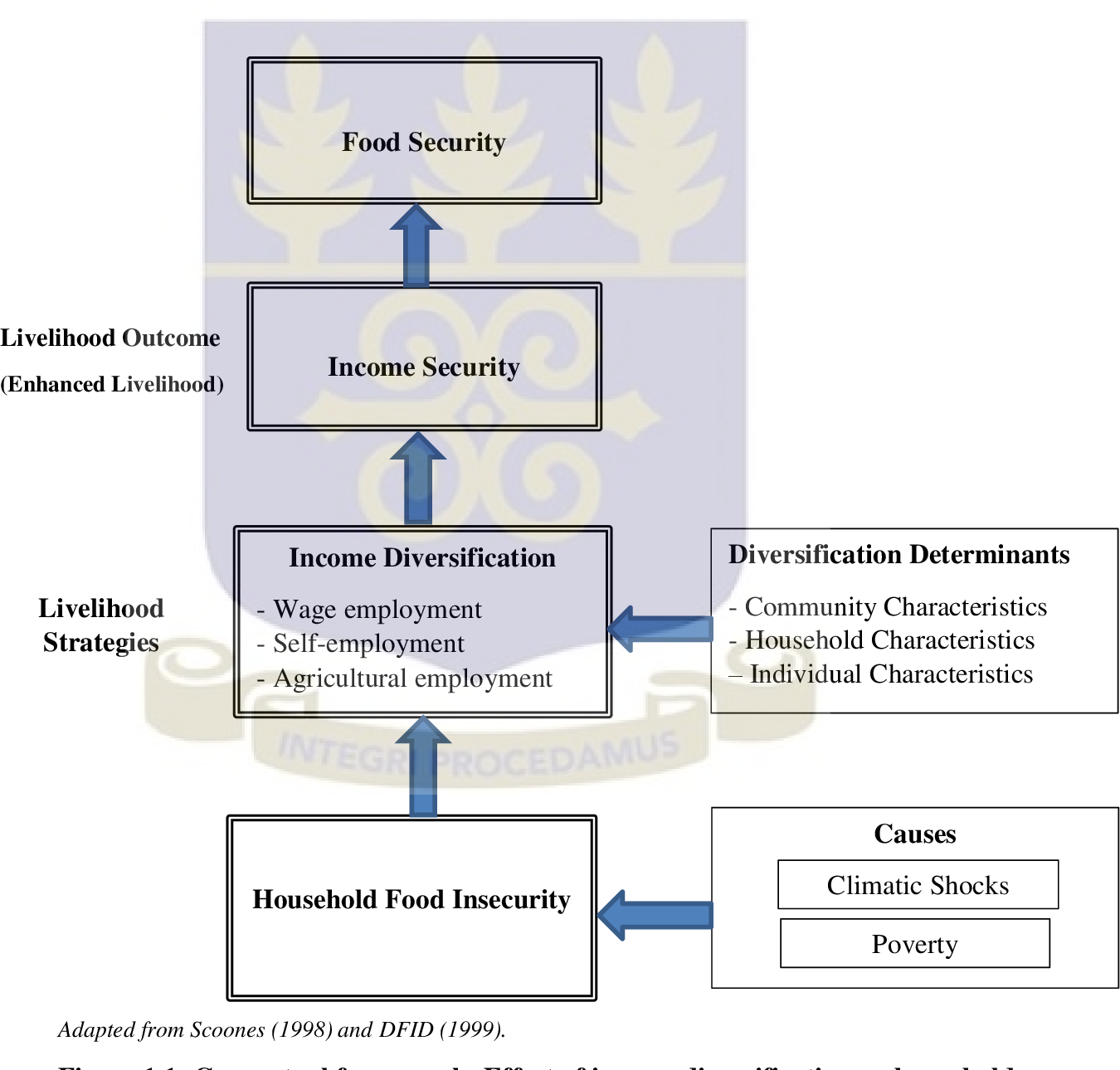 PDF] Effect Of Income Diversification On Household Food