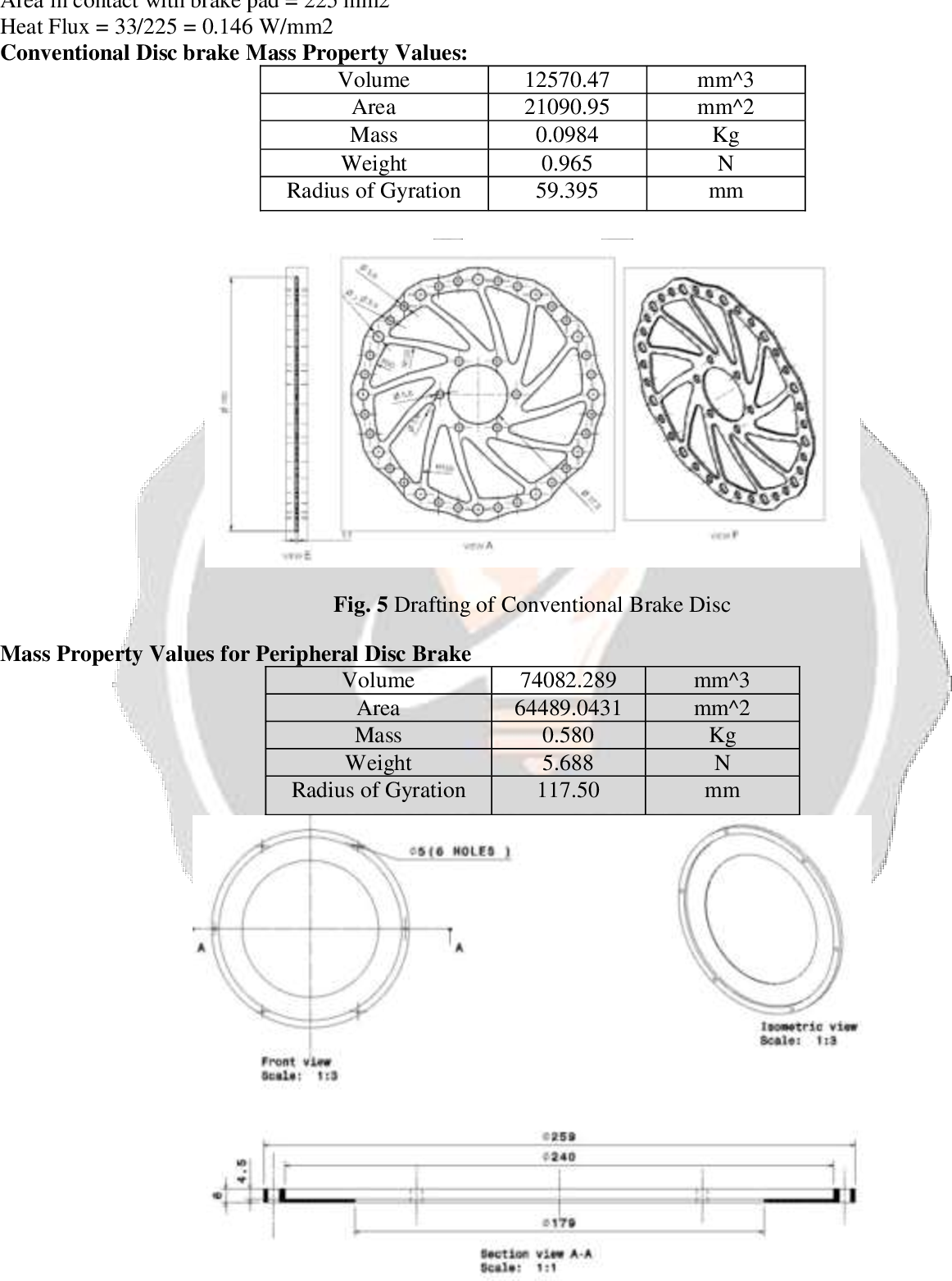 Design Analysis And Characterisation Of Peripheral Disc Brake System For Motor Cycle Front Wheel Semantic Scholar
