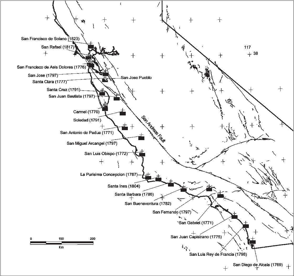Pdf California Earthquake History Semantic Scholar