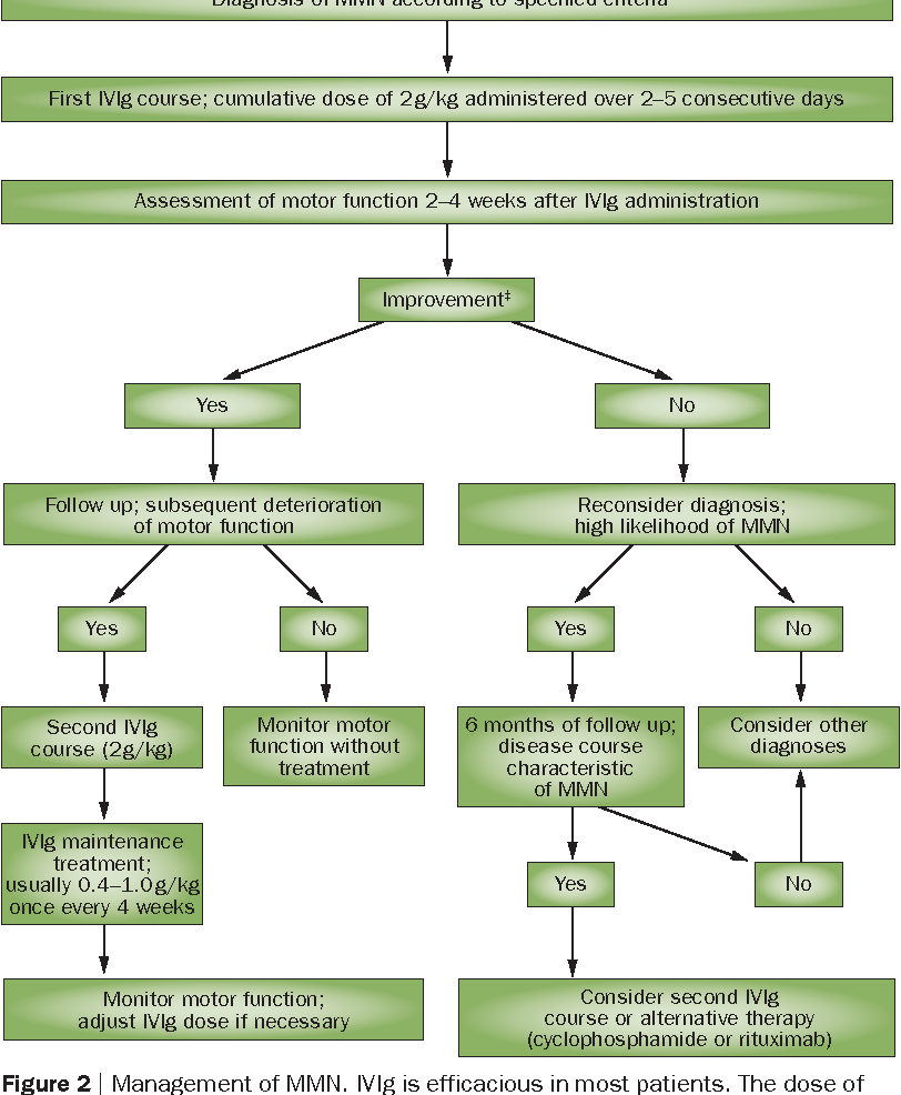 Figure 2 from Multifocal motor neuropathy: diagnosis