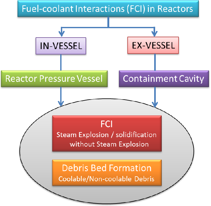PDF] On Fuel Coolant Interactions and Debris Coolability in
