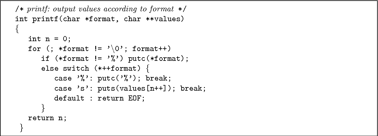 Figure 1 from Program analysis and specialization for the c