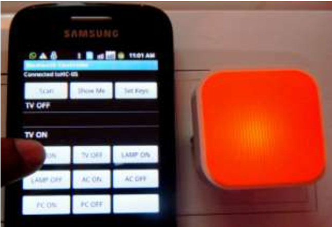 Figure 7 from Home Automation using Android Application