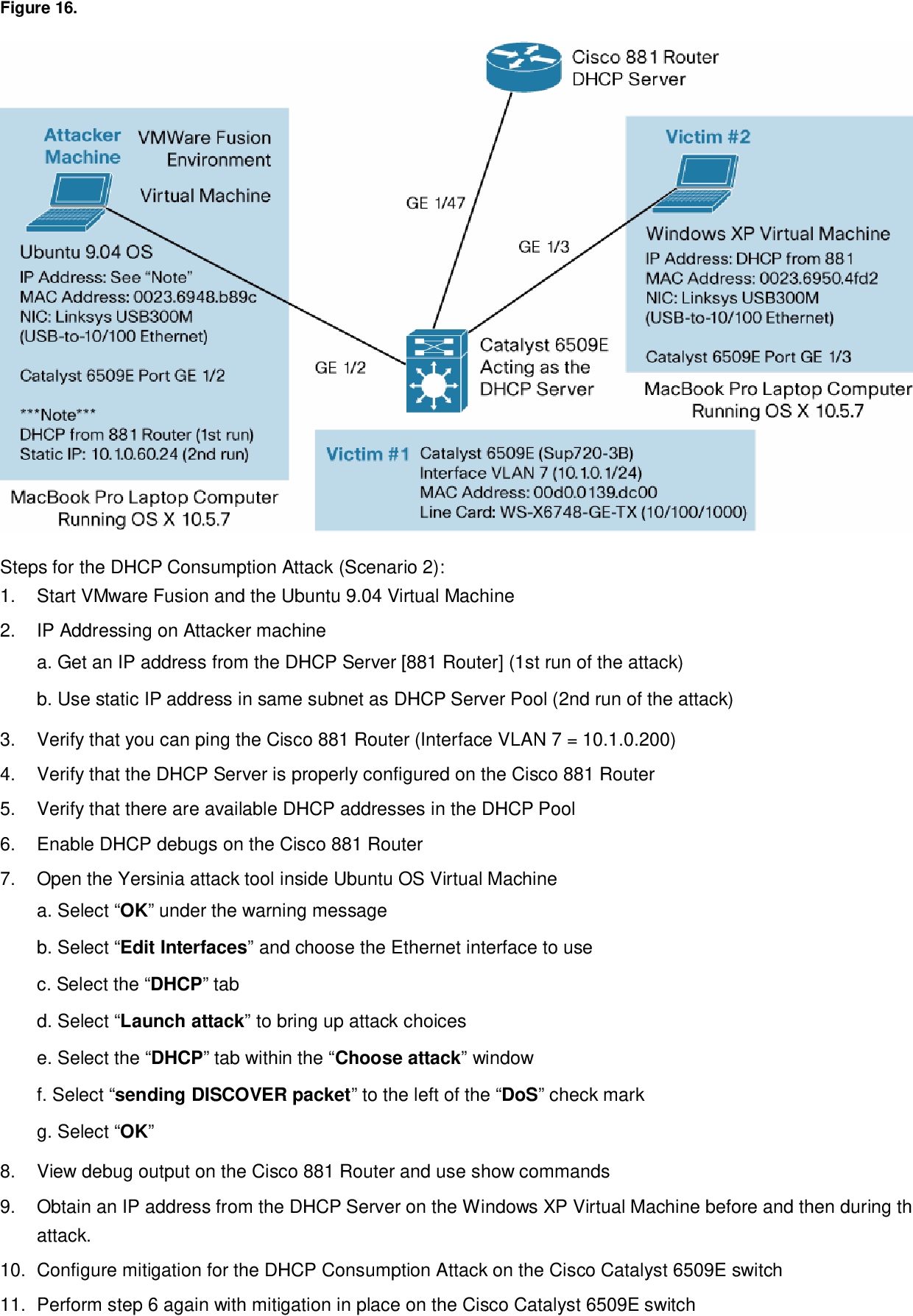 PDF] Layer 2 Attacks and Mitigation Techniques for the Cisco