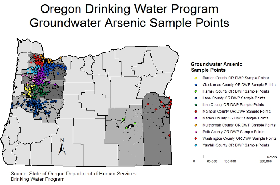 PDF] Title : Groundwater Arsenic Concentrations and Cancer