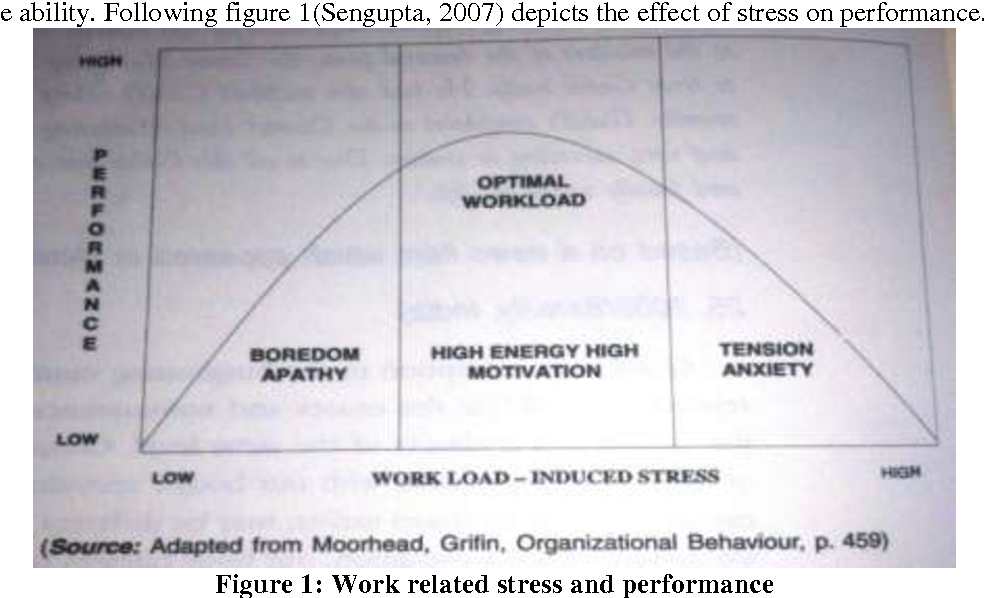stress and job performance questionnaire