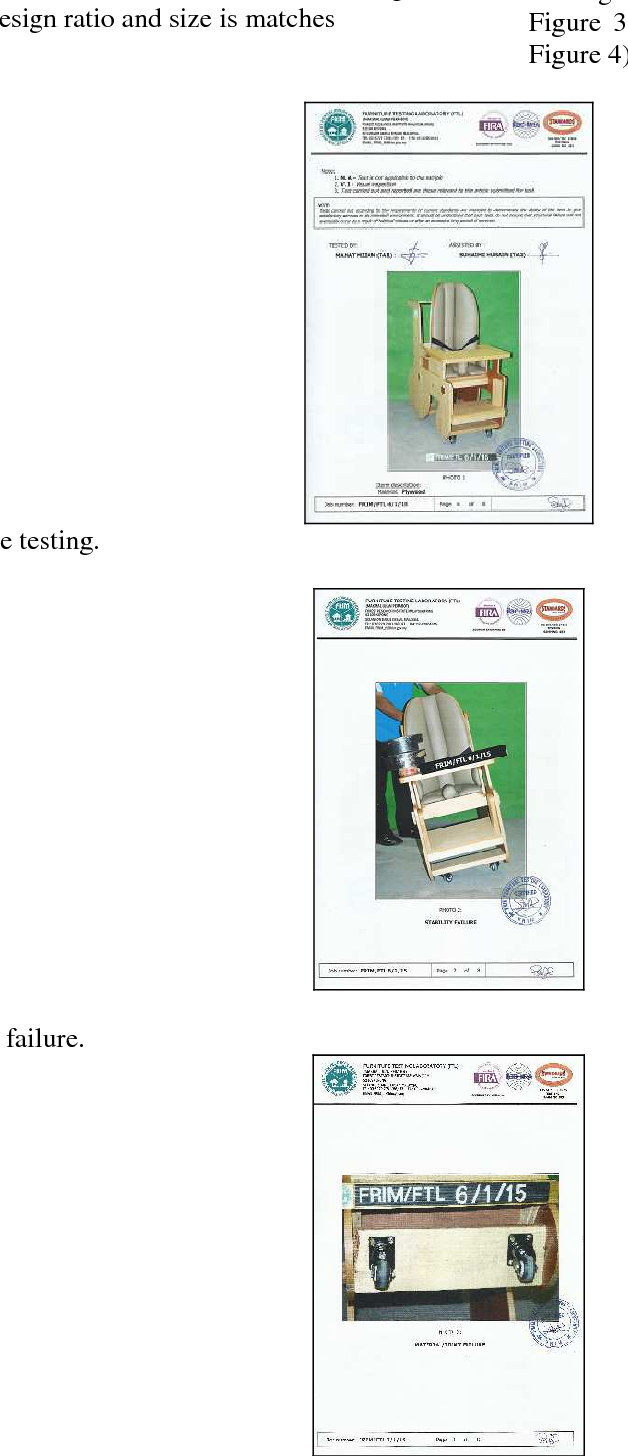 Pdf Cerebral Palsy Child Seat Ergonomic Consideration 1