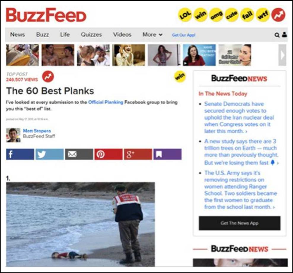 Racist why buzzfeed is BuzzFeed slammed