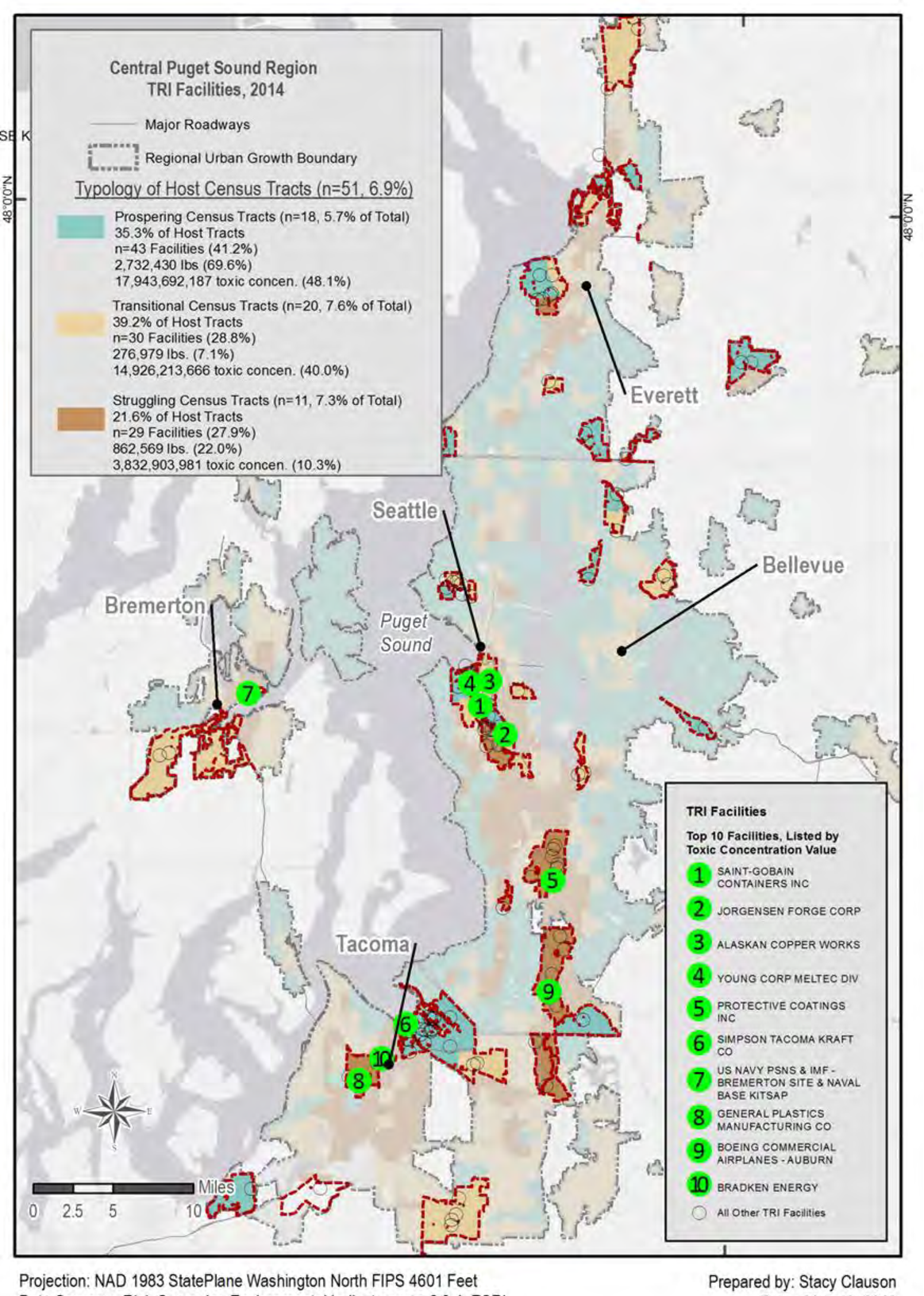 PDF] Blurred Vision? Evaluating the Legacy of Puget Sound
