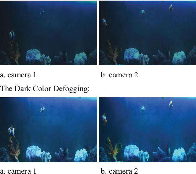 Figure 1 From Underwater Image Feature Extraction And Matching Based On Visual Saliency Detection Semantic Scholar