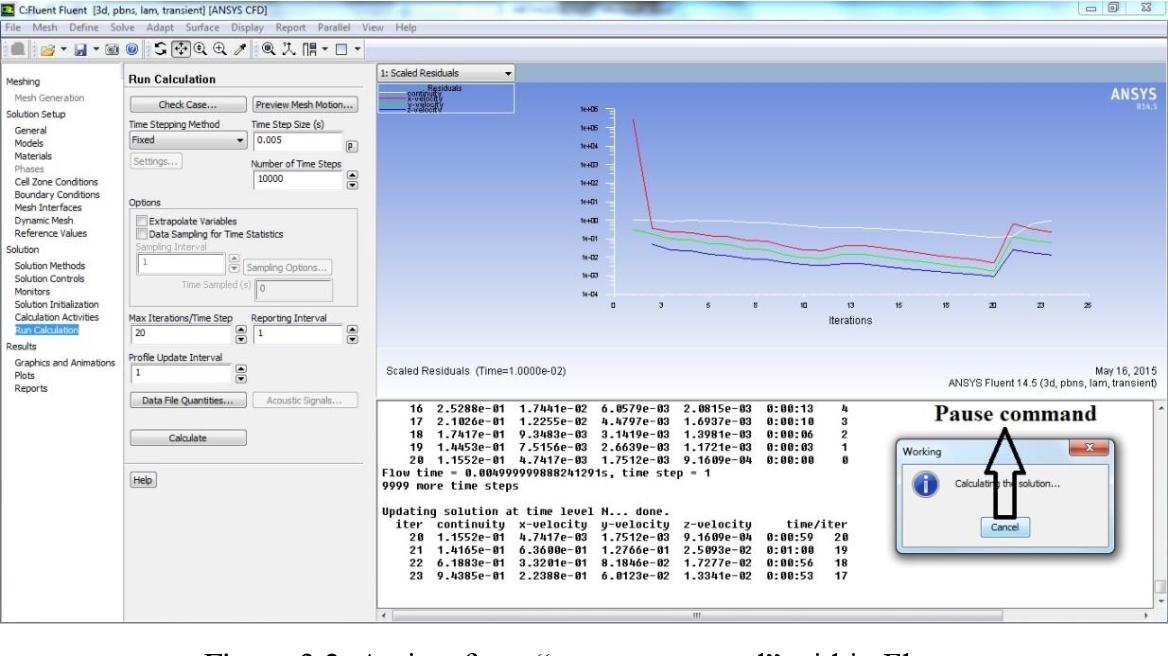 PDF] Modification of a computational fluid dynamics model