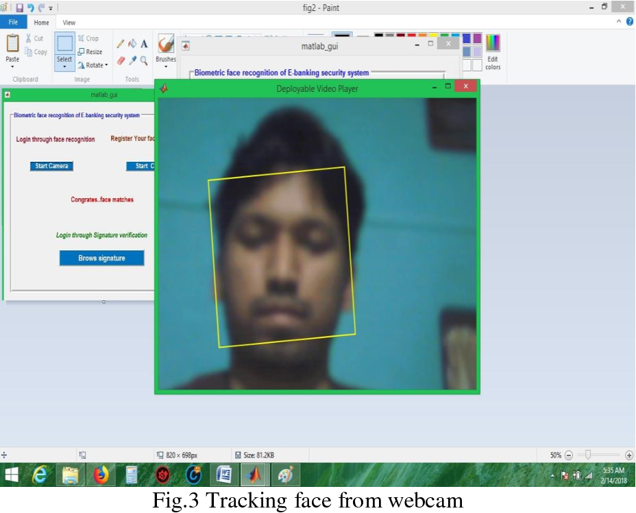 PDF] Real Time Face Recognition System based on KLT