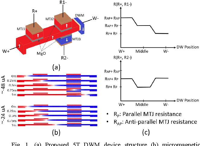 Hybrid Polymorphic Logic Gate with 5-Terminal Magnetic