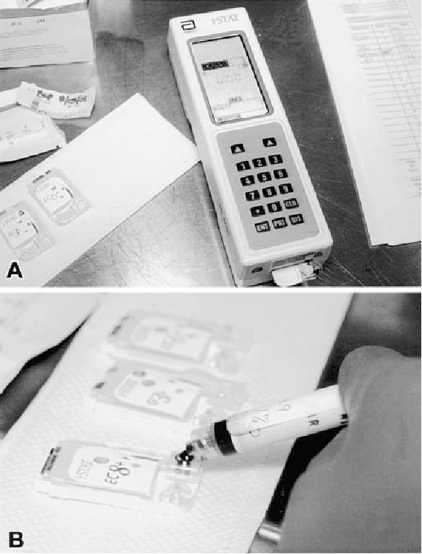 PDF] Evaluation of the i-STAT Portable Clinical Analyzer for
