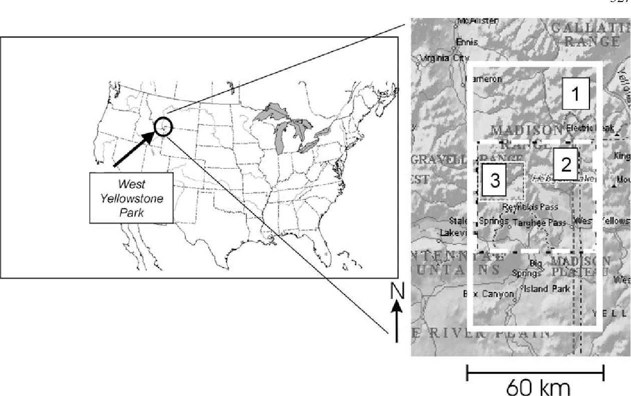 Fuzzy k-means classification of topo-climatic data as an aid