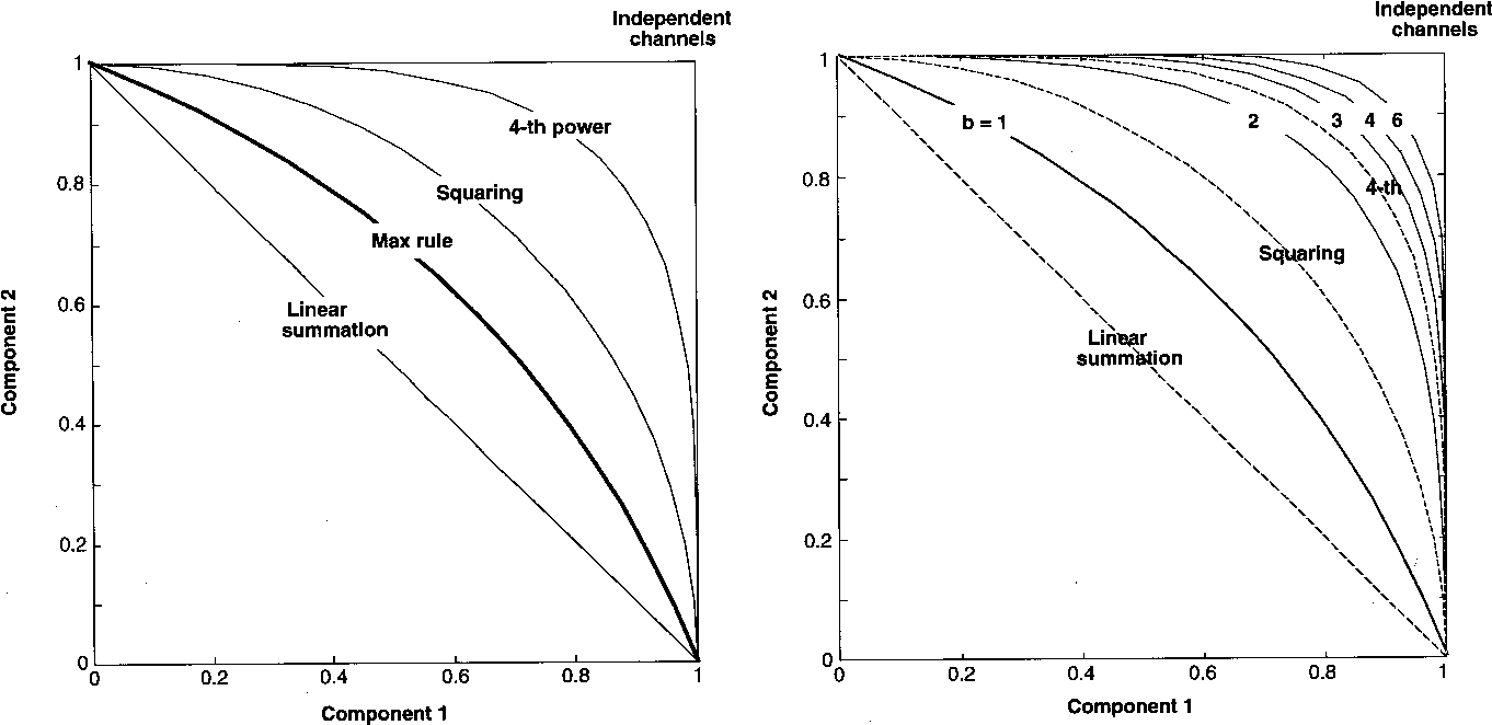 Figure 11 from Signal detection theory in the 2AFC paradigm