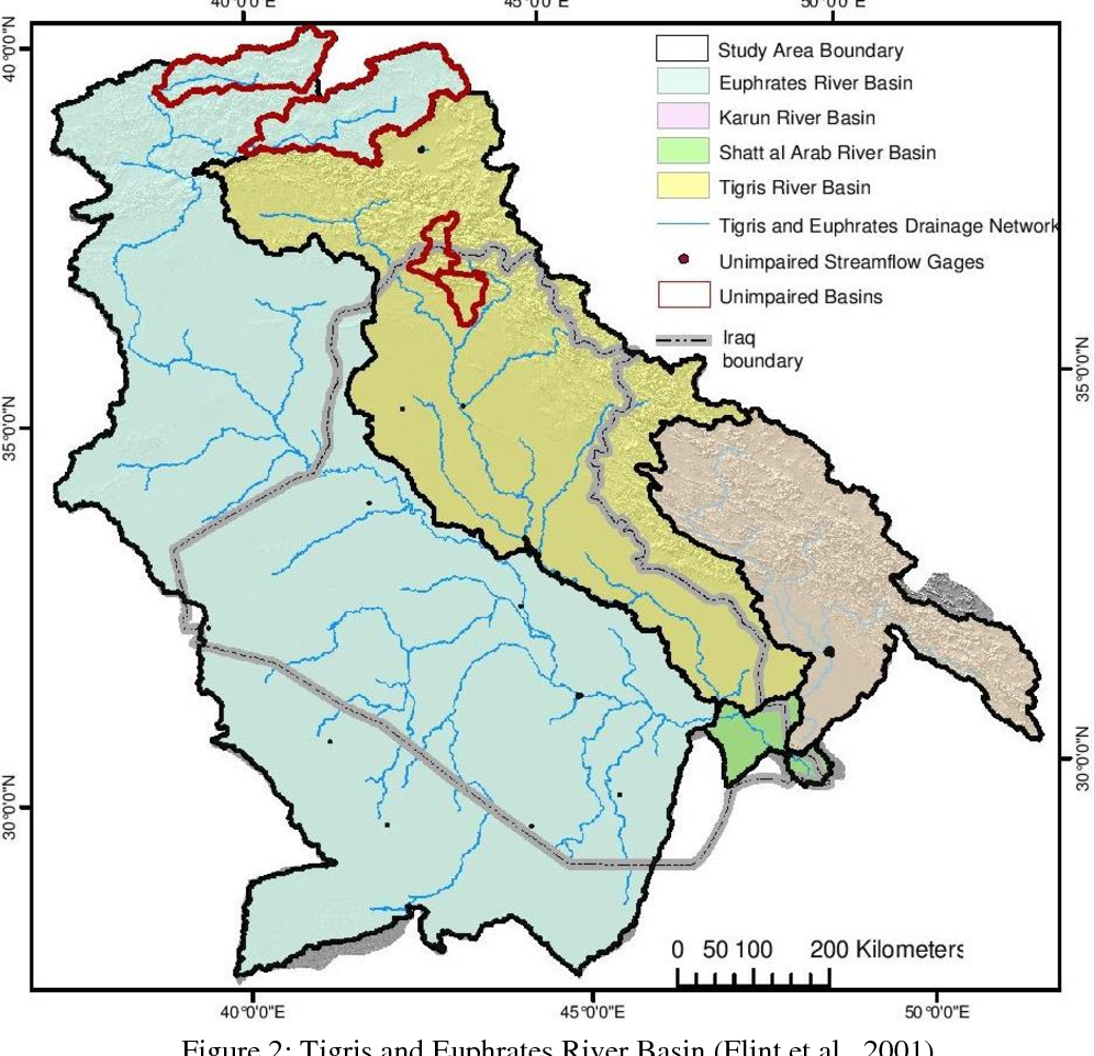 PDF] The Future of the Tigris and Euphrates Water Resources
