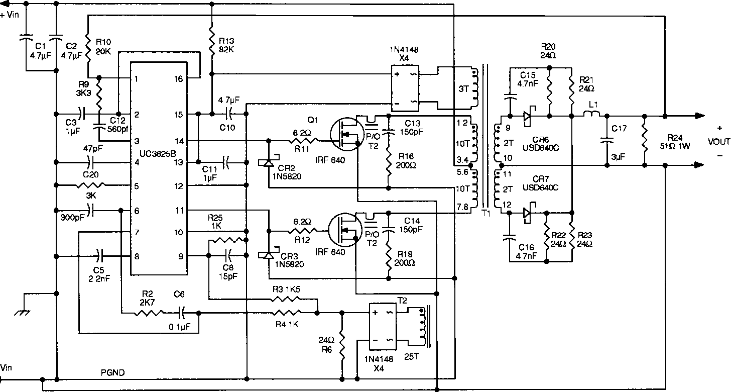 Figure 17 from APPLICATION NOTE THE UC 3823 A , B AND UC