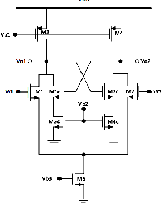 Figure 3 from Low Noise High Gain Operational Amplifier