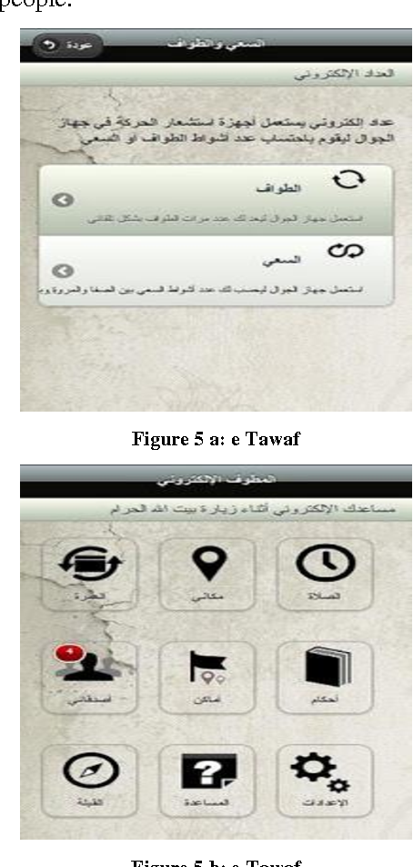 Figure 5 from Overview of Mobile Help for Performing Hajj