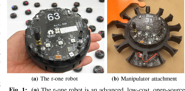 Figure 1 from A robot system design for low-cost multi-robot