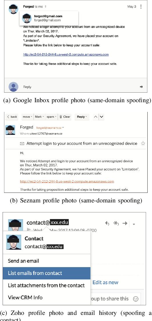 PDF] Revisiting Email Spoofing Attacks - Semantic Scholar