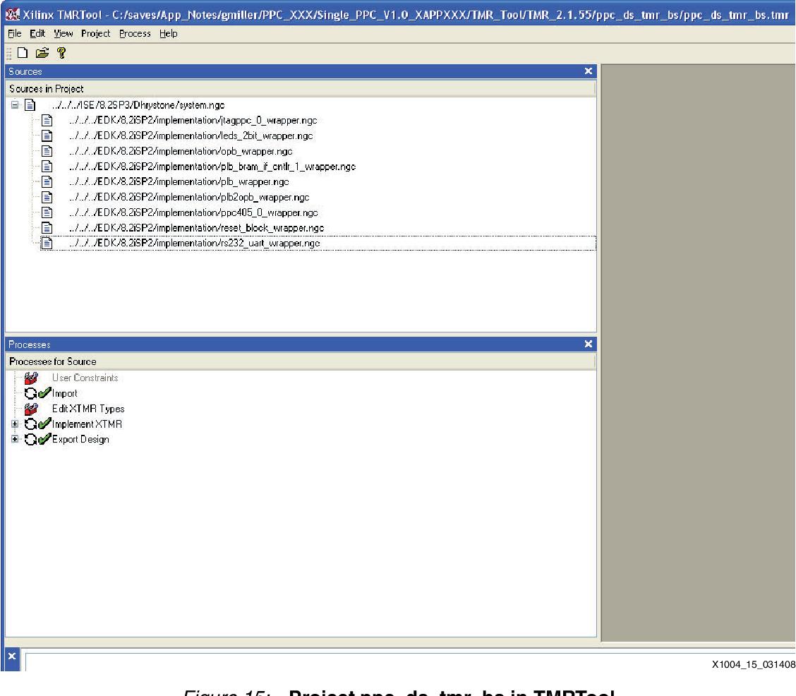 PDF] Single-Event Upset Mitigation Design Flow for Xilinx
