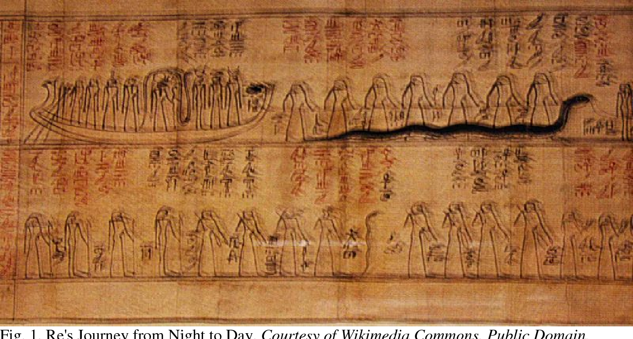 Figure 2 From Reversal Of Gender In Ancient Egyptian Mythology Discovering The Secrets Of Androgyny Semantic Scholar