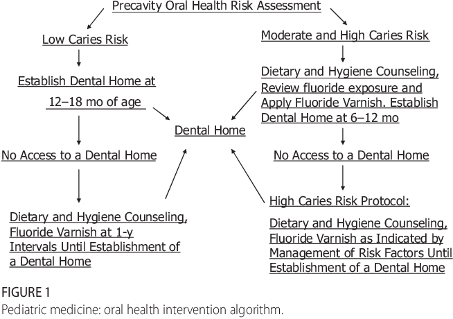 PDF] Preventive Oral Health Intervention for Pediatricians ...