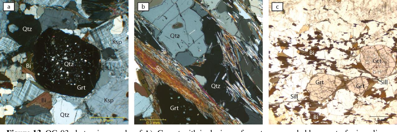 PDF] Metamorphic Evolution of Precambrian Rocks in the