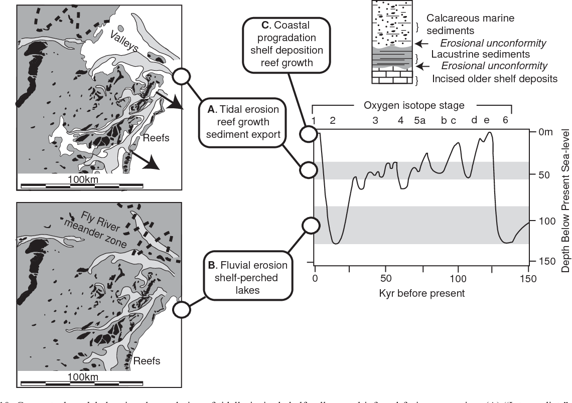 PDF] Tidally incised valleys on tropical carbonate shelves: An ...