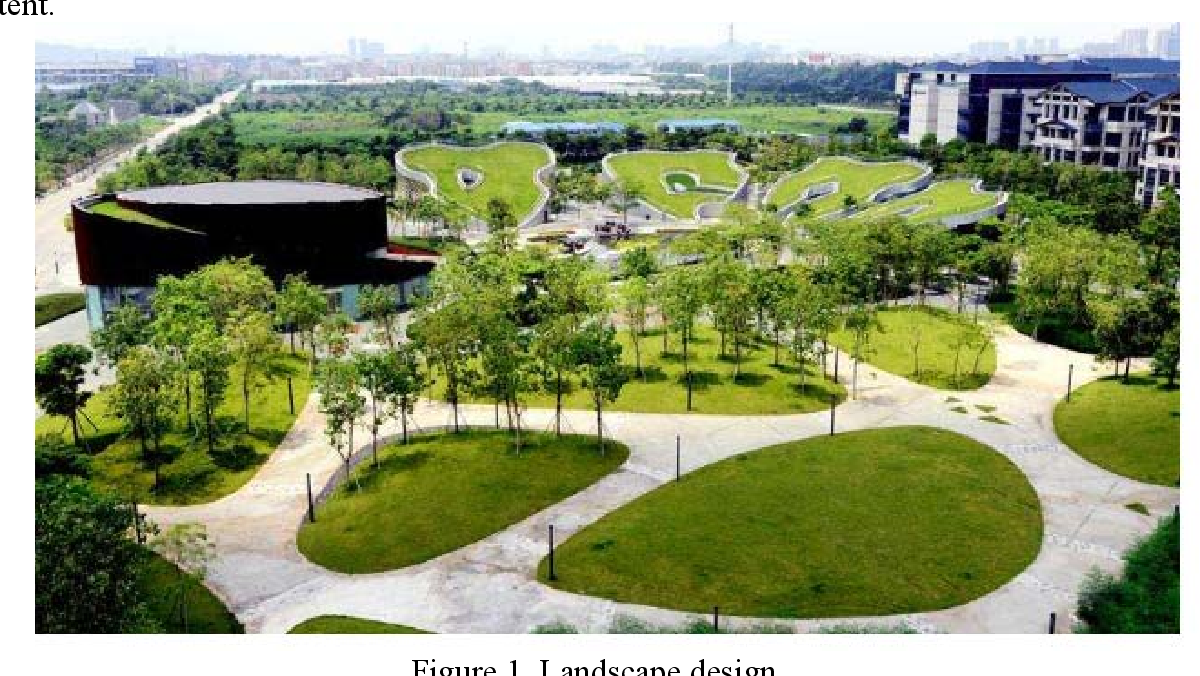 Pdf A Study On Landscape Design Paradigm From The Perspective Of Visual Impact And Experience Semantic Scholar
