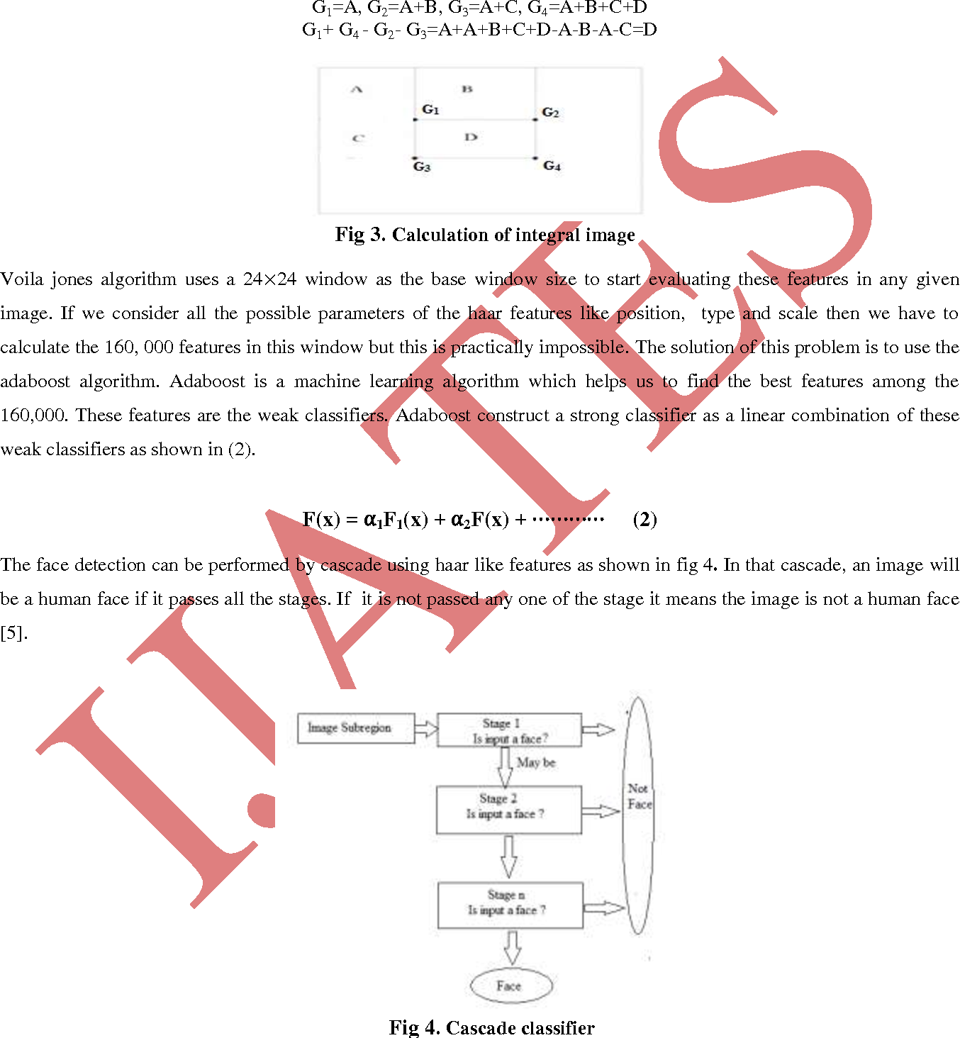 PDF] FACE DETECTION BY HAAR CASCADE CLASSIFIER WITH SIMPLE