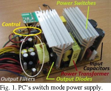 PDF] The Effect of Electrolytic Capacitors on SMPS's Failure