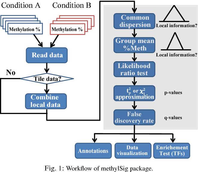 PDF] MethylSig: a whole genome DNA methylation analysis
