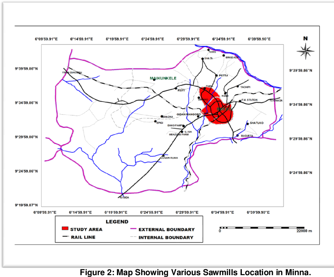 Figure 2 from Management of Sawmill Wastes in Nigeria: Case