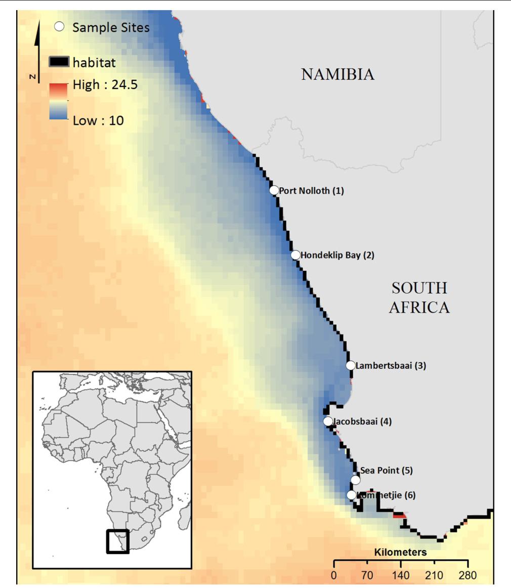 Eric Von Der Heyden pdf] genetic and biophysical models help define marine