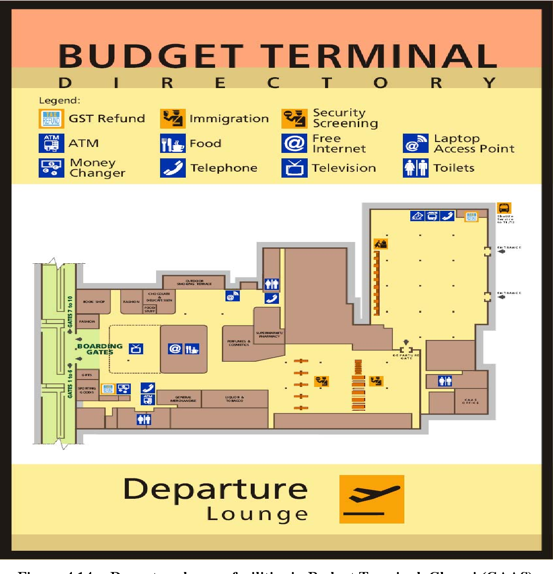 An Evaluation Of The Provision Of Terminal Facilities For The Design Of Low Cost Airport Terminals Semantic Scholar