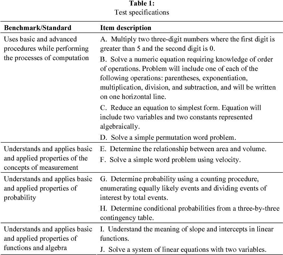 PDF] An analysis of the discrete-option multiple- choice