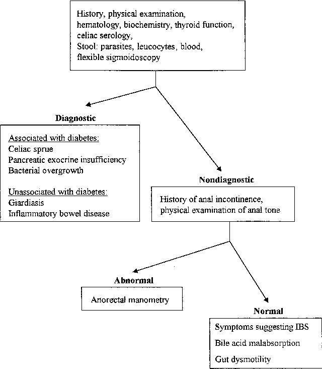 Diabetes Symptoms Diarrhea