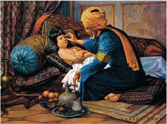 sejarah disinfektan penemu alkohol medis muslim al razi